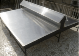 Solar Conduction Dryer